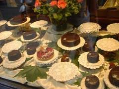 bakery on via della spiga